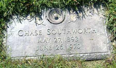 SOUTHWORTH, CHASE D. - Richland County, Ohio | CHASE D. SOUTHWORTH - Ohio Gravestone Photos