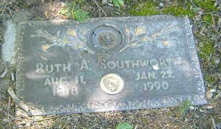 ROESCH SOUTHWORTH, RUTH A. - Richland County, Ohio | RUTH A. ROESCH SOUTHWORTH - Ohio Gravestone Photos