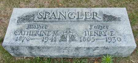 SPANGLER, CATHERINE M - Richland County, Ohio   CATHERINE M SPANGLER - Ohio Gravestone Photos