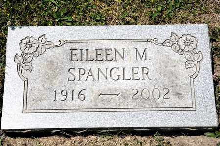 SPANGLER, EILEEN M - Richland County, Ohio   EILEEN M SPANGLER - Ohio Gravestone Photos