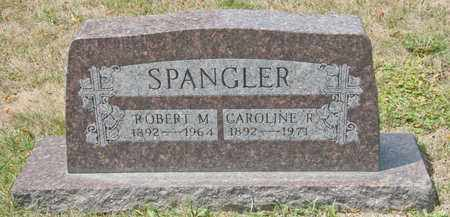SPANGLER, CAROLINE R - Richland County, Ohio | CAROLINE R SPANGLER - Ohio Gravestone Photos