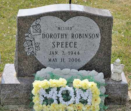 ROBINSON SPEECE, DOROTHY - Richland County, Ohio | DOROTHY ROBINSON SPEECE - Ohio Gravestone Photos