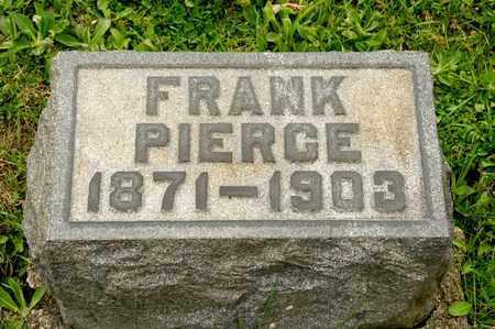 SPOHN, FRANK PIERCE - Richland County, Ohio | FRANK PIERCE SPOHN - Ohio Gravestone Photos