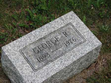 SPRAGUE, GEORGE R. - Richland County, Ohio | GEORGE R. SPRAGUE - Ohio Gravestone Photos