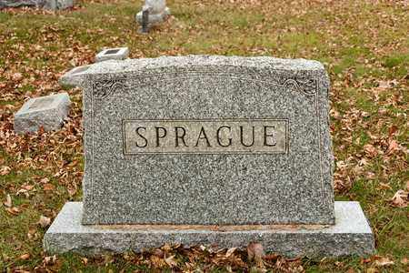 SPRAGUE, GEORGE R - Richland County, Ohio | GEORGE R SPRAGUE - Ohio Gravestone Photos