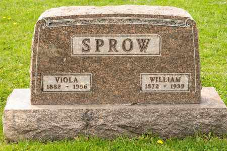 SPROW, VIOLA - Richland County, Ohio | VIOLA SPROW - Ohio Gravestone Photos