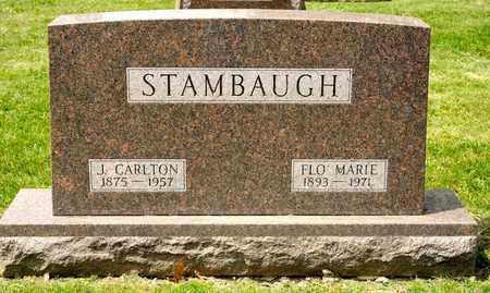 STAMBAUGH, FLO MARIE - Richland County, Ohio   FLO MARIE STAMBAUGH - Ohio Gravestone Photos