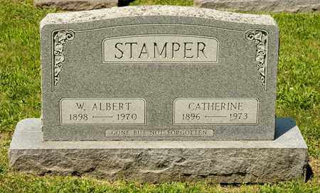 STAMPER, CATHERINE - Richland County, Ohio | CATHERINE STAMPER - Ohio Gravestone Photos