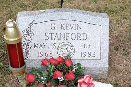 STANFORD, G KEVIN - Richland County, Ohio | G KEVIN STANFORD - Ohio Gravestone Photos