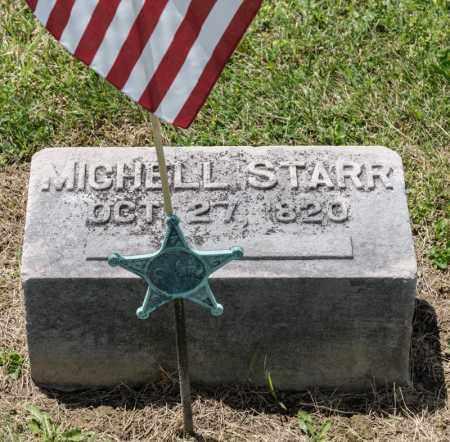 STARR, MICHELL - Richland County, Ohio   MICHELL STARR - Ohio Gravestone Photos