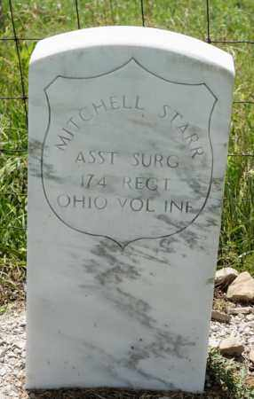 STARR, MITCHELL - Richland County, Ohio | MITCHELL STARR - Ohio Gravestone Photos