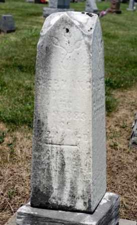 STARR, SHERMAN G - Richland County, Ohio   SHERMAN G STARR - Ohio Gravestone Photos