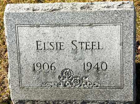 STEEL, ELSIE - Richland County, Ohio   ELSIE STEEL - Ohio Gravestone Photos