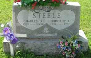 STEELE, DOROTHY E - Richland County, Ohio   DOROTHY E STEELE - Ohio Gravestone Photos