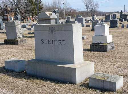 STEIERT, WILLIAM - Richland County, Ohio | WILLIAM STEIERT - Ohio Gravestone Photos