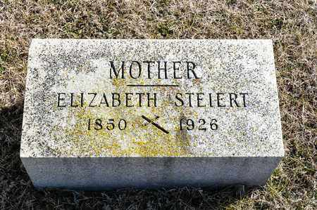 STEIERT, ELIZABETH - Richland County, Ohio   ELIZABETH STEIERT - Ohio Gravestone Photos