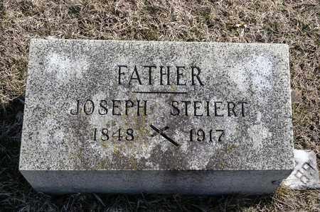 STEIERT, JOSEPH - Richland County, Ohio | JOSEPH STEIERT - Ohio Gravestone Photos