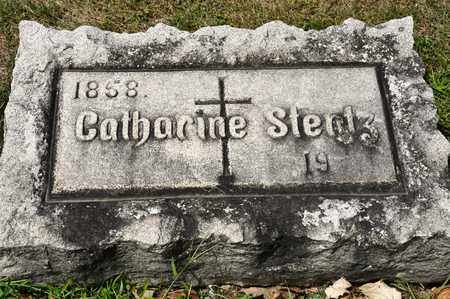 STENTZ, CATHARINE - Richland County, Ohio | CATHARINE STENTZ - Ohio Gravestone Photos