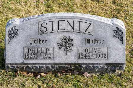 STENTZ, PHILLIP - Richland County, Ohio | PHILLIP STENTZ - Ohio Gravestone Photos