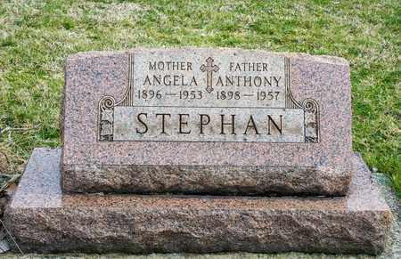 STEPHAN, ANGELA - Richland County, Ohio | ANGELA STEPHAN - Ohio Gravestone Photos