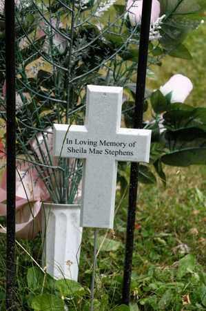 STEPHENS, SHEILA MAE - Richland County, Ohio | SHEILA MAE STEPHENS - Ohio Gravestone Photos