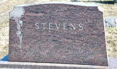 STEVENS, EVERETT L - Richland County, Ohio | EVERETT L STEVENS - Ohio Gravestone Photos