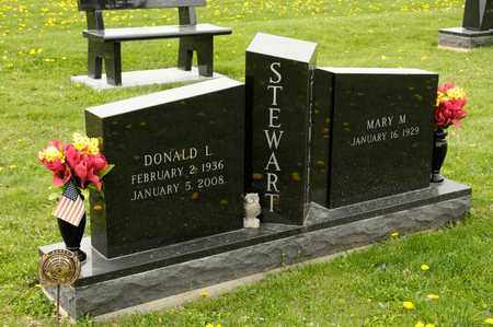 STEWART, DONALD L - Richland County, Ohio | DONALD L STEWART - Ohio Gravestone Photos