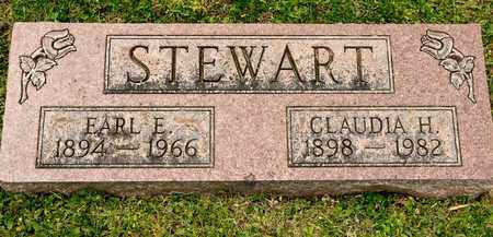 STEWART, CLAUDIA H - Richland County, Ohio | CLAUDIA H STEWART - Ohio Gravestone Photos
