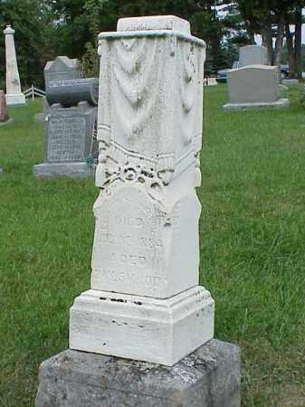 STILLWAGON, LEONARD - Richland County, Ohio   LEONARD STILLWAGON - Ohio Gravestone Photos