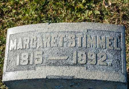 STIMMEL, MARGARET - Richland County, Ohio   MARGARET STIMMEL - Ohio Gravestone Photos