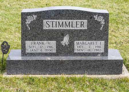 STIMMLER, MARGARET L - Richland County, Ohio | MARGARET L STIMMLER - Ohio Gravestone Photos