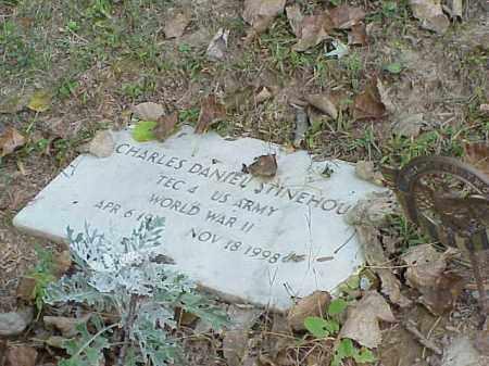 STINEHOUR, SR., CHARLES DANIEL - Richland County, Ohio | CHARLES DANIEL STINEHOUR, SR. - Ohio Gravestone Photos
