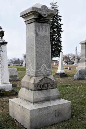 STIVING, PETER - Richland County, Ohio   PETER STIVING - Ohio Gravestone Photos