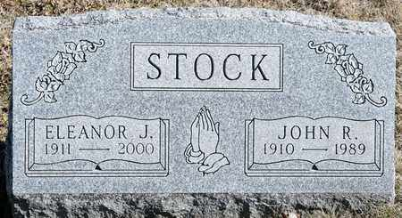 STOCK, JOHN R - Richland County, Ohio | JOHN R STOCK - Ohio Gravestone Photos