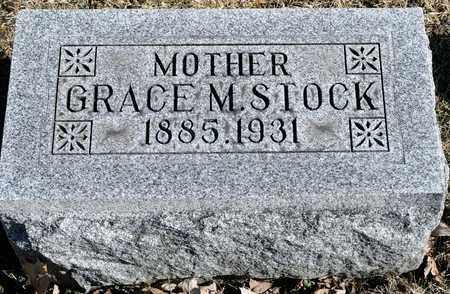 STOCK, GRACE M - Richland County, Ohio | GRACE M STOCK - Ohio Gravestone Photos
