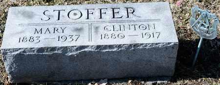 STOFFER, MARY - Richland County, Ohio | MARY STOFFER - Ohio Gravestone Photos