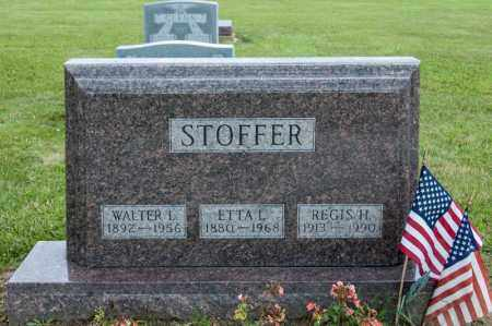 STOFFER, WALTER I - Richland County, Ohio   WALTER I STOFFER - Ohio Gravestone Photos