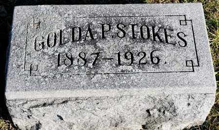 STOKES, GOLDA P - Richland County, Ohio | GOLDA P STOKES - Ohio Gravestone Photos