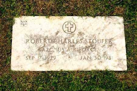 STOUFER, ROBERT CHARLES - Richland County, Ohio | ROBERT CHARLES STOUFER - Ohio Gravestone Photos