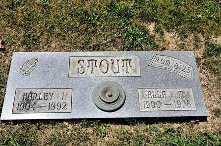 STOUT, ELLA M - Richland County, Ohio   ELLA M STOUT - Ohio Gravestone Photos