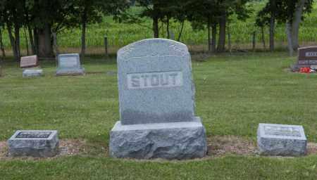 STOUT, MARY E - Richland County, Ohio | MARY E STOUT - Ohio Gravestone Photos