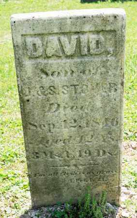 STOVER, DAVID - Richland County, Ohio   DAVID STOVER - Ohio Gravestone Photos
