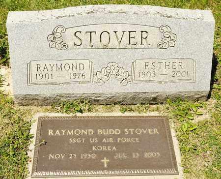 STOVER, ESTHER - Richland County, Ohio | ESTHER STOVER - Ohio Gravestone Photos