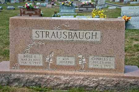 STRAUSBAUGH, JOSEPH - Richland County, Ohio | JOSEPH STRAUSBAUGH - Ohio Gravestone Photos