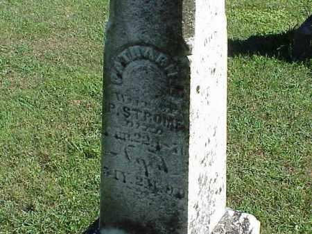 STROME, CATHARINE - Richland County, Ohio   CATHARINE STROME - Ohio Gravestone Photos