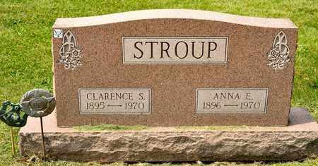 STROUP, ANNA E - Richland County, Ohio   ANNA E STROUP - Ohio Gravestone Photos