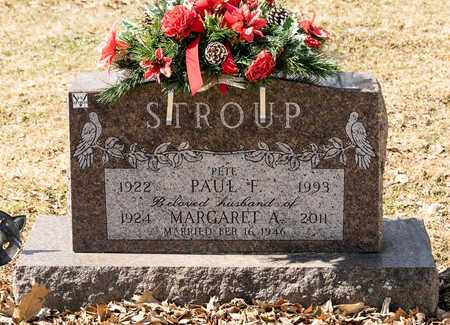 STROUP, MARGARET A - Richland County, Ohio | MARGARET A STROUP - Ohio Gravestone Photos