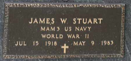 STUART, JAMES W - Richland County, Ohio   JAMES W STUART - Ohio Gravestone Photos