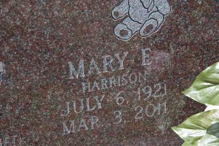 HARRISON STUDER, MARY E - Richland County, Ohio | MARY E HARRISON STUDER - Ohio Gravestone Photos