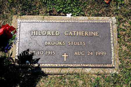 STULTS, HILDRED CATHERINE - Richland County, Ohio   HILDRED CATHERINE STULTS - Ohio Gravestone Photos